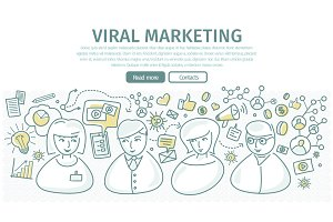 Viral Marketing Banner