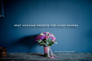 Best Wedding presets for Lightroom