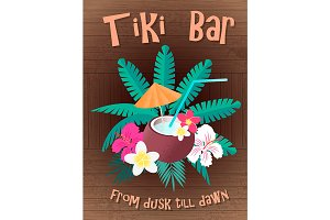 TiKi Bar From dusk till dawn