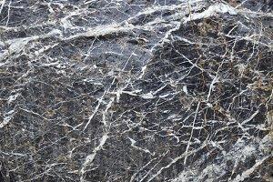 Black marble pattern