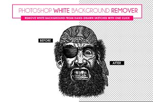 Photoshop White Background Remover
