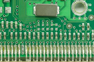 lines and solder joints