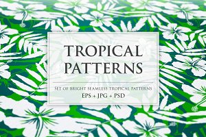 15 Tropical patterns + BONUS