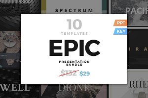 Epic Presentation Bundle