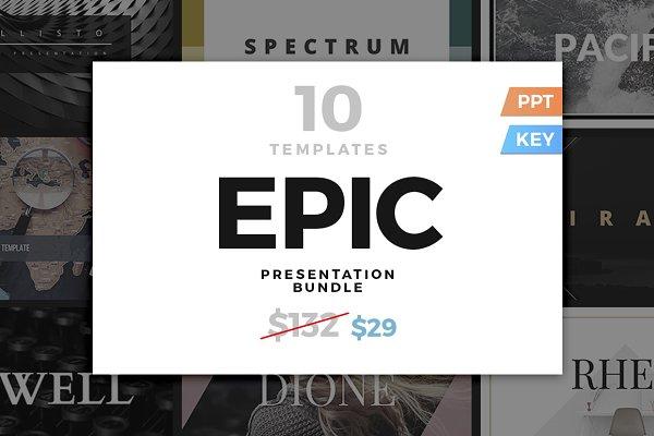 Epic Presentation Bundle
