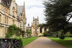 trinity college oxford