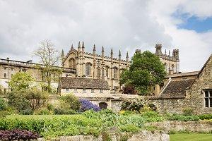 Christ Church Oxford UK