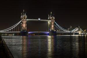 London UK Tower bridge