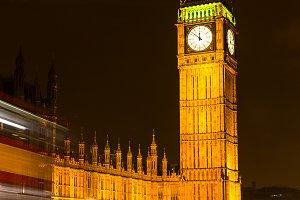 Big Ben London UK Houses Parlament