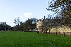 merton college Oxford UK