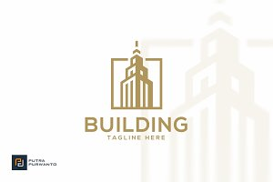 Building - Real Estate Logo