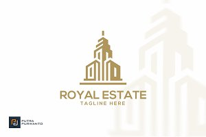 Royal Estate - Logo