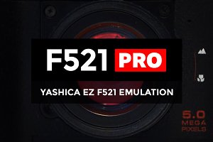 Yashica EZ F521 Emulation [PRO]