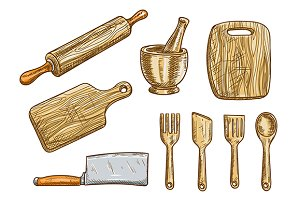 Kitchenware and tools