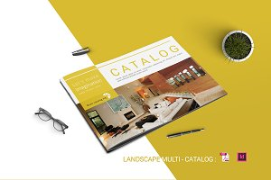 Multipurpose Catalog / Brochure-V614