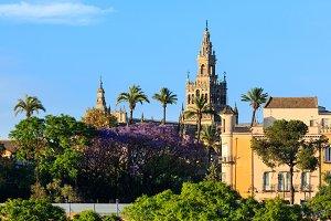 Seville city, Spain.