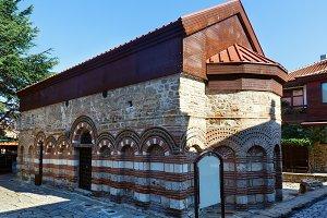Old church in Nessebar, Bulgaria.