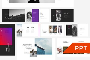 Warni PowerPoint Template