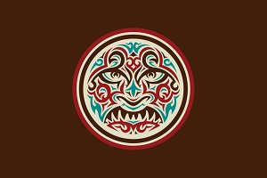 Tribal Illustration.
