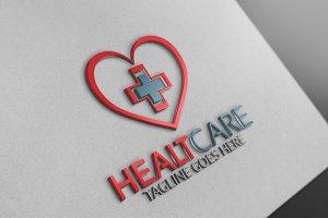 Healt Care Logo
