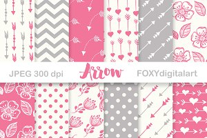 Arrows Digital Papers