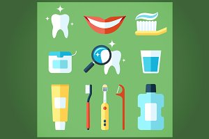 Teeth care elements