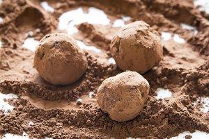 Chocoloate truffles