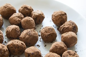 Cholcolate truffles