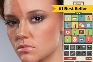 Beauty Retouching Kit v3.0