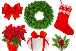 Christmas decoration Set JPG