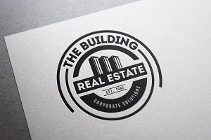 12 Real Estate & Business Logos