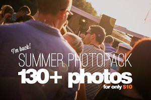 Summer PhotoPack: 130+ photos!