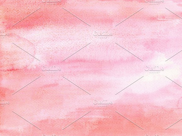 Totally Pink set + free backgrounds in Illustrations - product preview 4