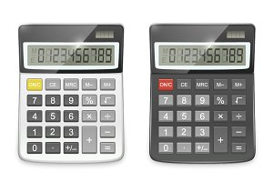 Calculators.