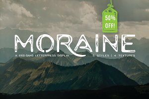 Moraine Family - 50% Off Intro