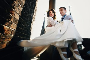 Fiance twist bride