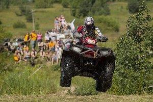 Competition ATV