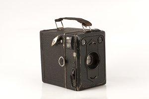 Grandpa's Full Frame Camera