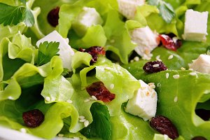 Easy Fitness salad