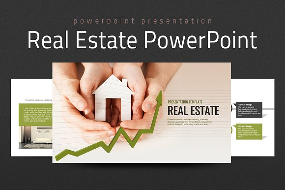 real estate powerpoint template presentation templates creative