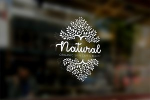 Natural Organic Logo