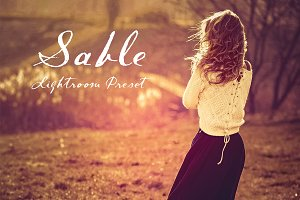 Sable Dark Autumn Lightroom Preset