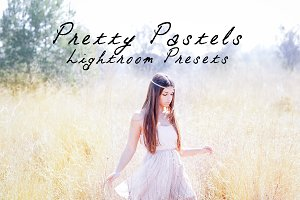 25 Soft Pastel Lightroom Presets