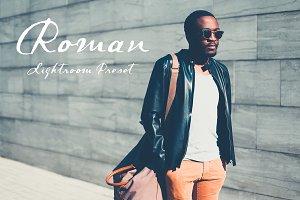 Roman Soft & Airy LR Preset