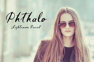 Phthalo Portrait LR Preset