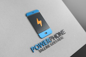 Power Phone Logo