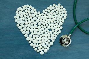 Pills for a good health