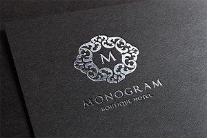 Monogram Hotel Logo