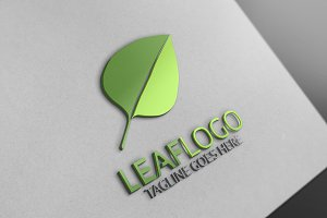 Leaf Logo Templates