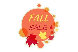 Fall Autumn Sale